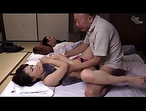 fuck,busty,big-cock,cheat,father-in-law,husband-sleeping,big_tits Japanese wife...