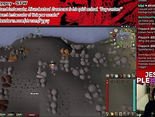 plexstorm;jesfest;sfw;stream;streaming;game;gaming;runescape,Asian;Webcam;Solo Male;60FPS;Japanese;Verified Amateurs Runescape Twisted...