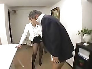 Asian;Japanese;Strapon;Dildo;Office;Rough;Censored;Humiliation;Rough Strapon Asians Office...