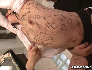 Amateur;Asian;Group;Fetish;Japanese;Gangbang;HD,Amateur;Asian;Bondage;Gangbang;HD;Hairy;Japanese Under the water...
