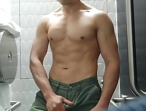 public;outside;public;toilet;cumshot;muscle;asian;hunk;japanese;chinese;museum;gallery;art;museum;cubicle;stranger;hard;cock;stripping;cum;abs,Asian;Muscle;Solo Male;Gay;Hunks;Public;Jock;Cumshot Hot asian dude...
