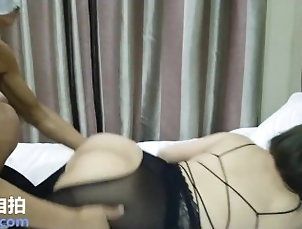 chinese;pantyhose;chinese;creampie,Asian;Creampie Sexy pantyhose girl having creampie...