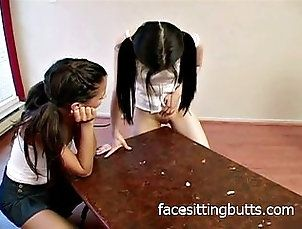 asian,fingering,lesbian,masturbation,sex-toys Petite teens found another use for...