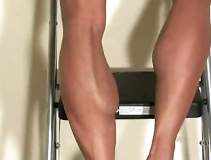 kink;old,Asian;Brunette;Fetish;Mature;Compilation;French;Exclusive;Verified Models;Solo Female Pumping Up Calves