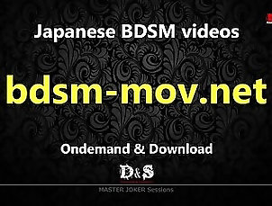BDSM;Japanese;Femdom;HD Videos;Whip;Electrical;Whipping;BDSM Mov cane &...