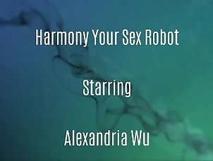 sex-doll;sex-robot,Asian;Babe;Exclusive;Verified Amateurs;Solo Female Harmony Your Sex Robot