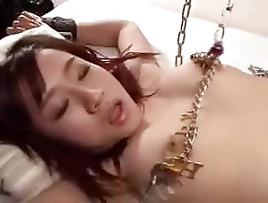 Asian;Public Nudity;BDSM;Japanese;Piercing;Nipple Piercing;Transformation Shock...