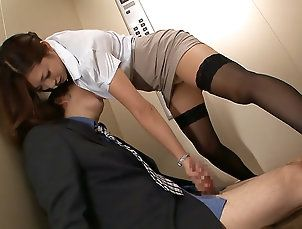 Asian,Japanese,erito av stars,Erito,japanese,asian,blowjob,stockings,face sitting,cunnilingus,natural tits,hot babe,hot fucking Minori Goes Down...