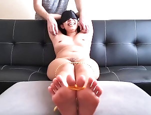 tickling;tickle-fetish;foot-tickling;feet-tickling;armpit;armpit-tickling;laughing;bound;bondage;soles;tied-up;big-toes;blindfolded;naked;nude;ticklish,Asian;Amateur;Babe;Bondage;POV;Feet;60FPS;Verified Amateurs Asian Foot and...