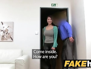 fakeagent;big;boobs;reality;real;pov;amateur;casting;audition;couch;oral;sex;cumshot;homemade;office;sex;interview;big;tits;asian;french,Amateur;Big Tits;Pornstar;Casting,sharon lee Fake Agent Big boobs Asian wants hard...