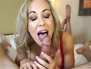 Blowjob;MILF;HD,Big Ass;Blowjob;HD;MILF;Oral Sex Super hot MILF with big cock--watch...