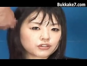 Asian;Japanese,Asian;Bukkake;Japanese News Weather...