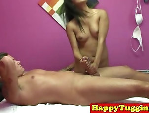 Asian;HD,Asian;Couple;HD;Massage Asian masseuse...