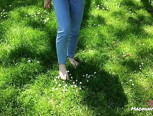 kink;public;outside;point;of;view;feet;foot;grass;walking;barefoot;barefoot;public;chinese;asian;kitty;sfw,Asian;Amateur;Public;POV;Feet;Verified Amateurs;Solo Female Chinese girl...